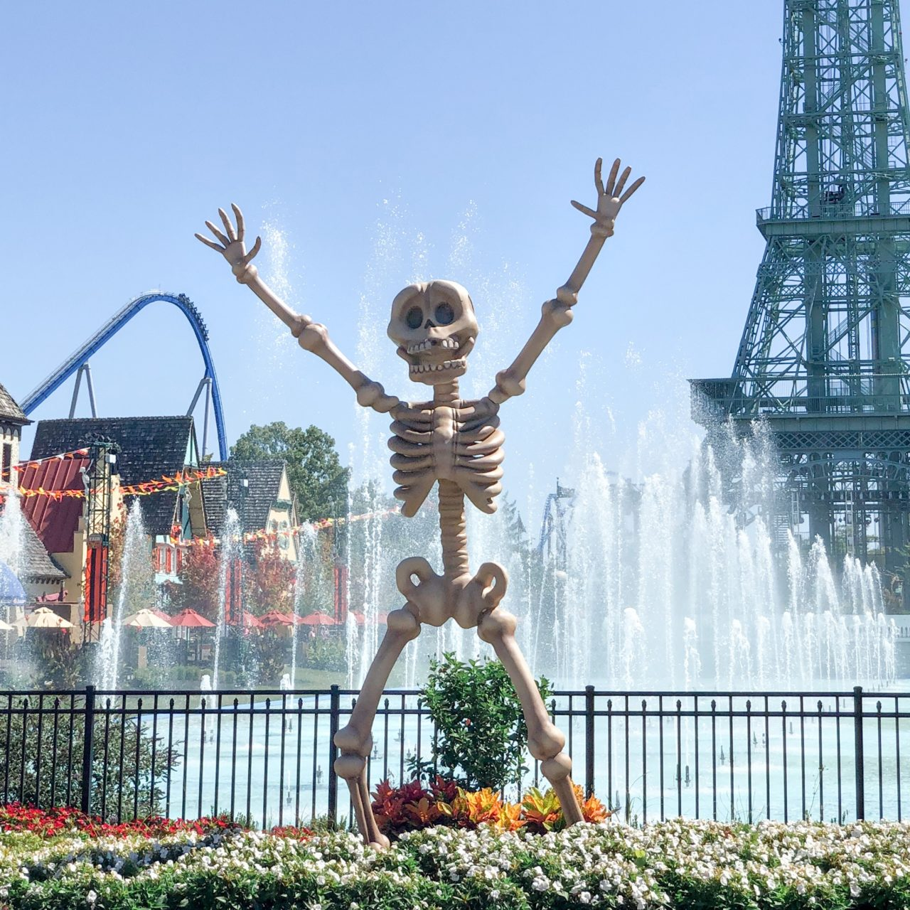 Tricks and Treats Fall Fest at Kings Island