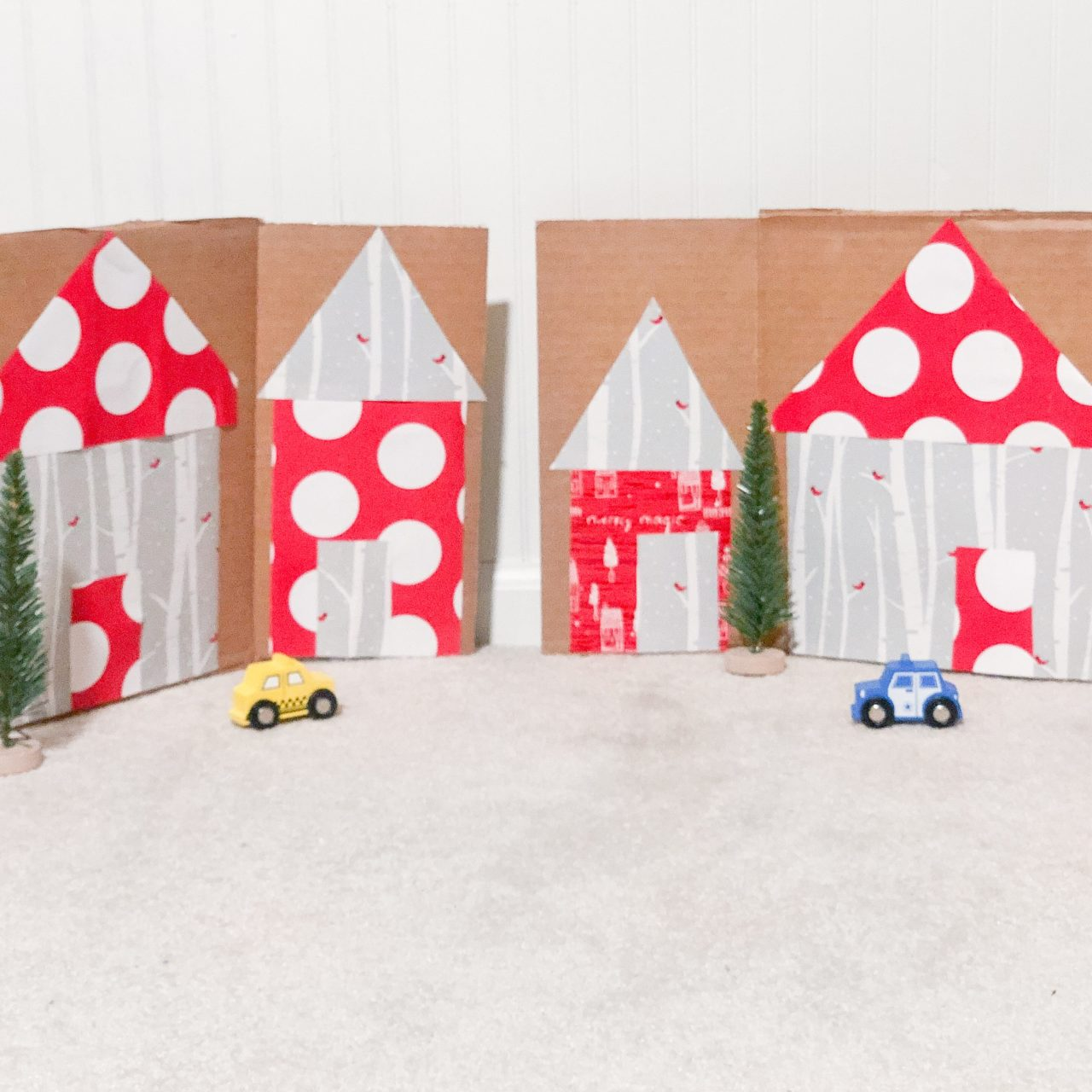 Holiday Town Craft